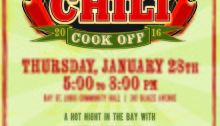 Rotary chili cookoff